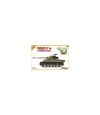 1:35 Dragon Firefly Ic Hybrid Hull Value Pack 9104