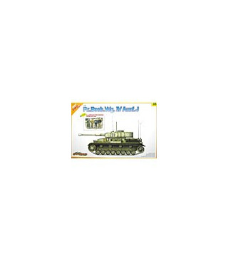 1:35 Dragon Pz.Beob.Wg. IV Ausf.J Value Pack 9105