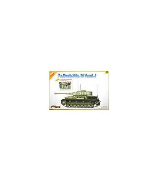 1:35 Dragon Pz.Beob.Wg. IV Ausf.J Value Pack 9105