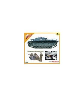 1:35 Dragon Tank Model Kits StuG. III Ausf.E Value Pack 9106