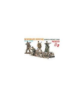 1:35 Dragon Desperate Defense Korsun Pocket 1944 6273 [SOLD OUT]