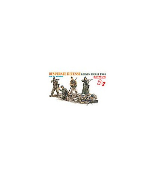 1:35 Dragon Desperate Defense Korsun Pocket 1944 6273 [SOLD OUT]