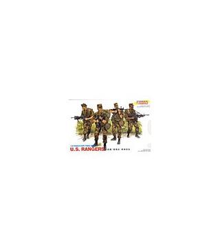 1:35 Dragon Military Model Kit US Rangers 3004