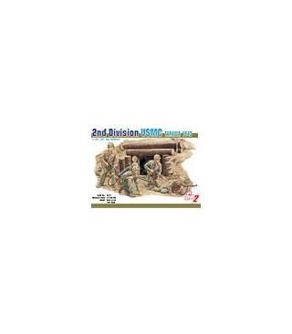 1:35 Dragon USMC 2nd Division Tarawa 1943 GEN 2 6272