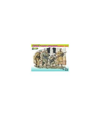 1:35 Dragon German Panzer Grenadiers Kharkov 1943 6305