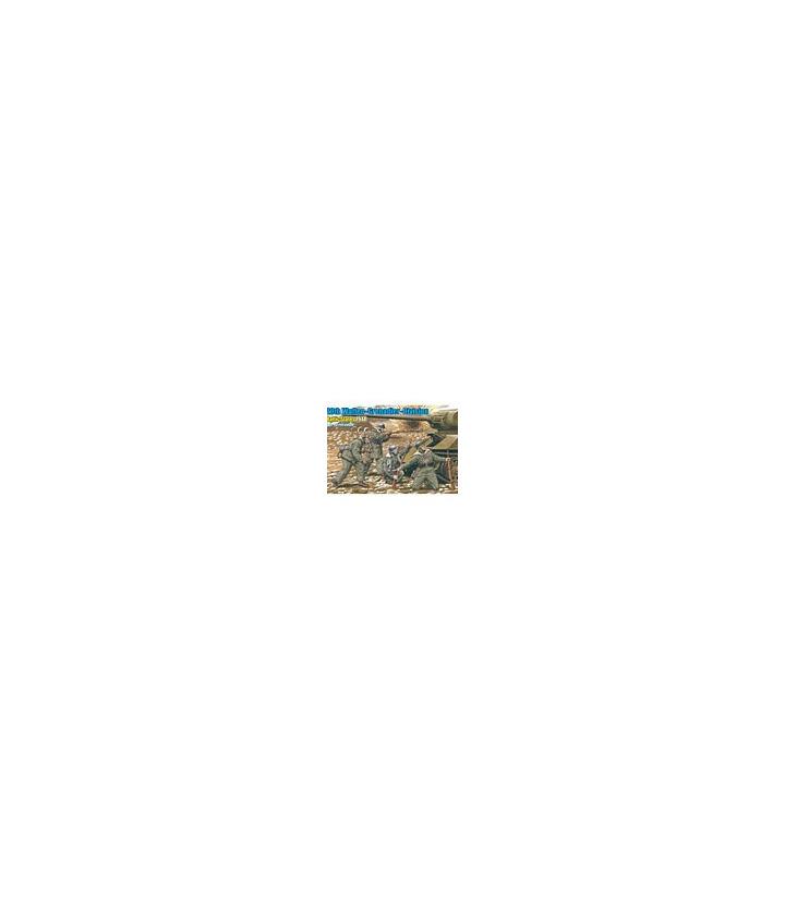 1:35 Dragon 20th Waffen Grenadier Division Baltic 1944 6477