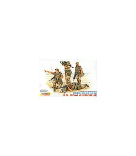 1:35 Dragon Military Model Kit US 82nd Airborne 3006