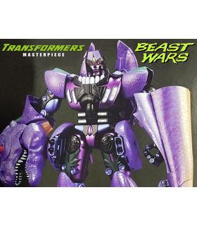 Takara Tomy Transformers Masterpiece MP-43 Megatron Beast Wars