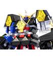 Transformers Mighty Morphin Alien Rangers Super Mini Pla Shogun Megazord
