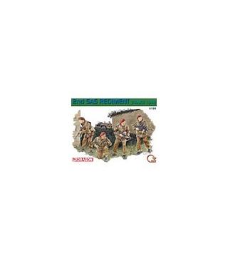 1:35 Dragon 2nd SAS Regiment France 1944 6199