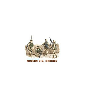 1:35 Dragon Military Model Kit Modern US Marines 3027