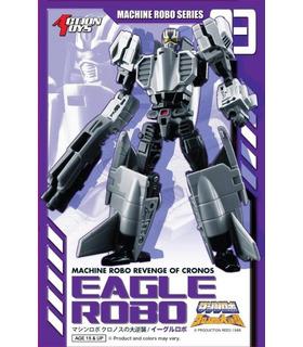 Transformers Action Toys Machine Robo MR-03 Eagle Robo