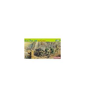 1:35 Dragon 5cm PaK 38 w/ Crew ~ Premium Edition 6444