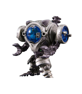 Takara Tomy Transformers Diaclone Reboot DA-24 Waruder Suit Stang