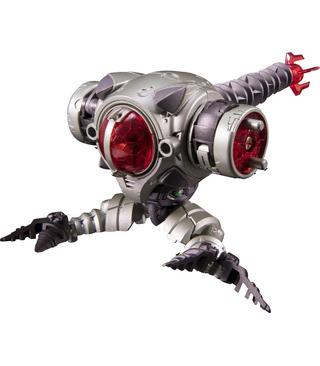 Takara Tomy Transformers Diaclone Reboot DA-23 Waruder Suit Flinger