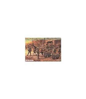 1:35 Dragon 8.8cm Panzerschreck Infanteriekarre 6104