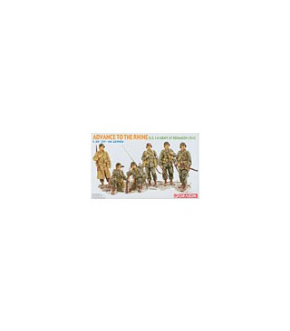 1:35 Dragon Advance to the Rhine US 1st Army 6271