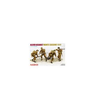 1:35 Dragon Allied Assault Monte Cassino 1944 6515