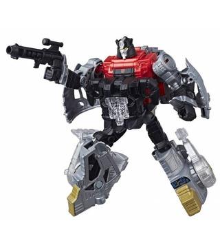 Hasbro Transformers Power of the Primes Volcanicus Dinobot Combiner Set of 6