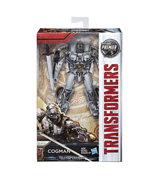 Hasbro Transformers The Last Knight Premier Cogman