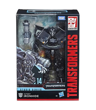 Hasbro Transformers Studio Series 14 Voyager Class Ironhide