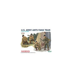 1:35 Dragon Military US Army Anti Tank Team 1944 6237 [SOLD OUT]