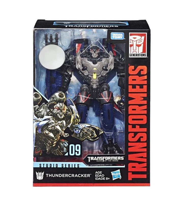 Hasbro Transformers Studio Series Voyager Wave Thundercracker Toys R Us Exclusive