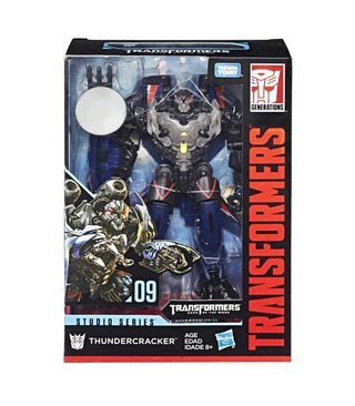 Hasbro Transformers Studio Series Voyager Wave Thundercracker Toys R Us Exclusive