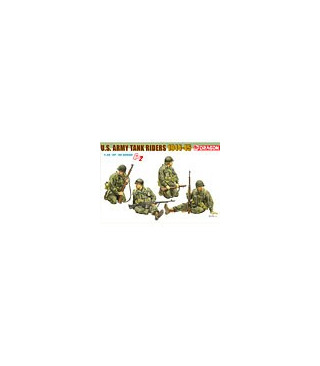 1:35 Dragon US Army Tank Riders 1944-45 Gen 2 6378 [SOLD OUT]