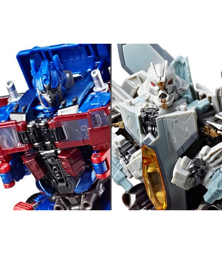 Hasbro Transformers Studio Series Voyager Wave 1 Set of 2