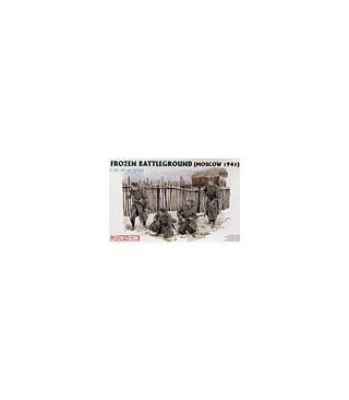1:35 Dragon Frozen Battleground Moscow 1941 6190