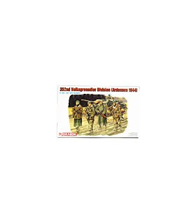 1:35 Dragon German 352nd Volksgrenadier Division 6115