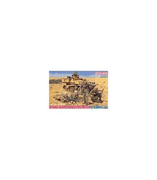 1:35 Dragon German Afrika Korps Infantry El Alamein 1942 6389
