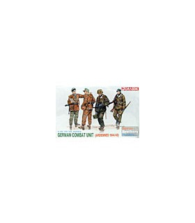 1:35 Dragon German Combat Unit Ardennes 1944-45 6002