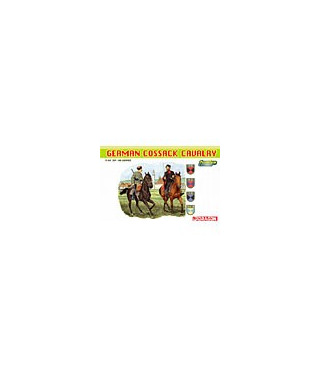 1:35 Dragon German Cossack Cavalry Premium Edition 6410