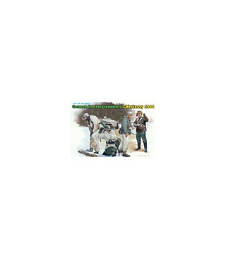 1:35 Dragon German Panzergrenadiers Cherkassy 1944 6490