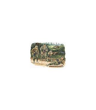 1:35 Dragon Kampfgruppe Von Luck Normandy 1944 6155