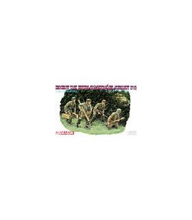 1:35 Dragon Hedgerow Tank Hunters Fallschirmjager 1944 6127