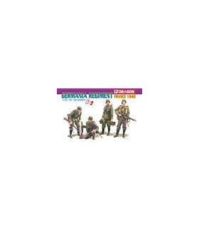 1:35 Dragon Germania Regiment France 1940 GEN 2 6281