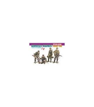 1:35 Dragon Germania Regiment France 1940 GEN 2 6281