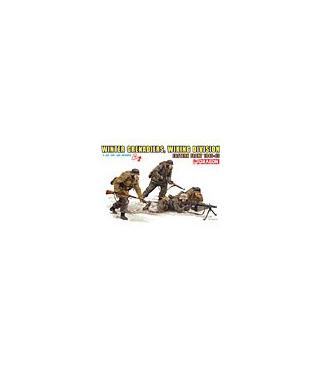 1:35 Dragon Winter Grenadiers Wiking Division Gen 2 6372