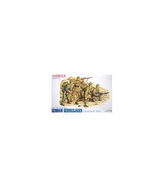 1:35 Dragon German Gebirgsjager Caucasus 1942 6045