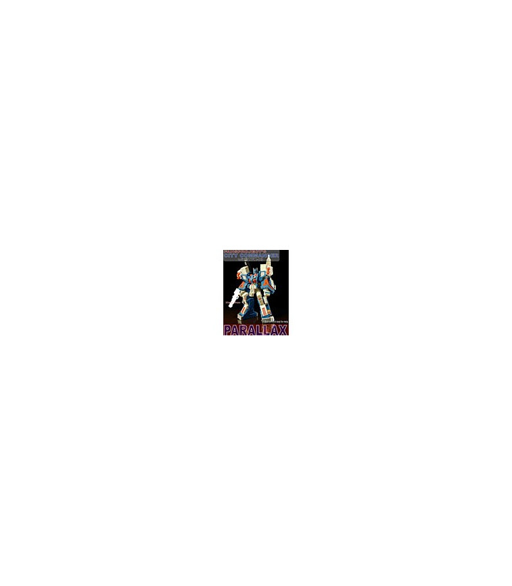 Transformers Ultra Magnus City Commander TFX-03 Knock-Off