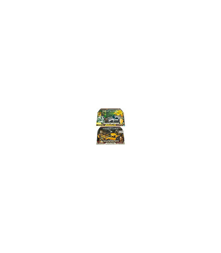 Transformers Movie 2010 Human Alliance Jazz Bumblebee [SOLD OUT]