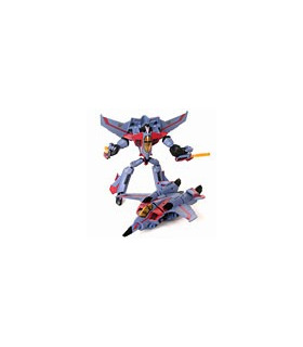 Transformers Animated Voyager Starscream Loose [SOLD OUT]