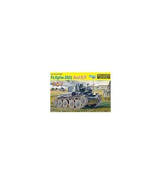 1:35 Dragon PzKpfw38(t) Ausf E/F Smart Kit (2 in 1) 6434