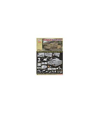 1:35 Dragon Pz. Kpfw.IV Ausf. H Late Production w/Zimmerit 6560