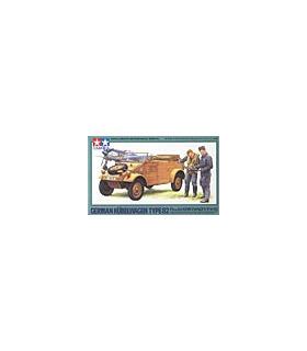 1:48 Tamiya Model Kit German Kubelwagen Type 82 32501