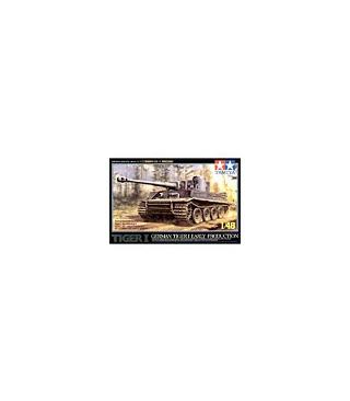 1:48 Tamiya Model Kit German Tiger 1 Early Production 32504