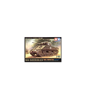 1:48 Tamiya Model Kit M4 Sherman Early Production 32505
